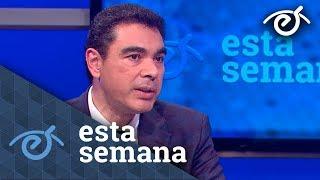 """Manuel Orozco: Las sanciones de EE UU  envían """"un mensaje"""" al Ejército"""