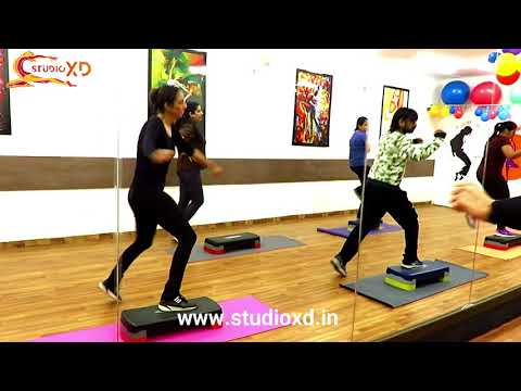 Aerobic Cardio Workout For Weight Loss – STUDIO XD