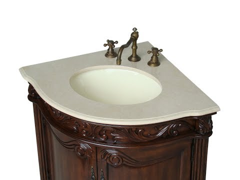 Corner Bathroom Sink Vanity