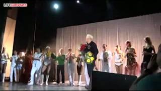 Промо-показ нового шоу Бориса Моисеева «Танец в белом»
