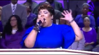 Chrystal Rucker At Perfecting Church Holy Convocation 2017