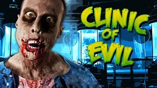 GREAT ZOMBIE FUN! CLINIC OF EVIL (Part 4) ★ Call of Duty Zombies