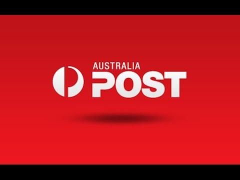 Australia Post Express Parcel Throw