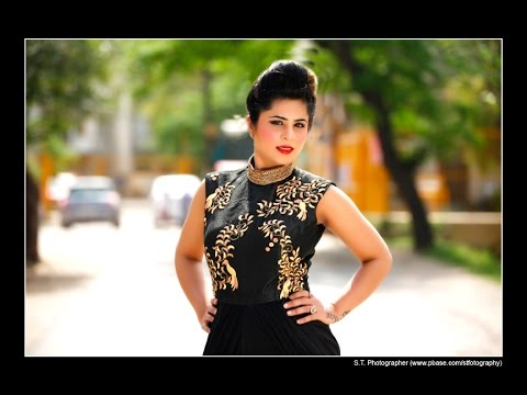 Beautiful Female Model & Actress - Niharika Portfolio Shoot- Must Watch- Fashion Photography