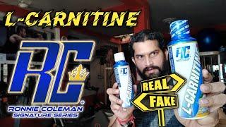 RC L-Carnitine 3000 Opening Vi…