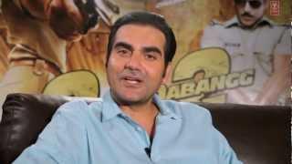 Making Of ★ Dabangg 2 ★ Part 1   Salman Khan, Arbaaz Khan - Exclusive