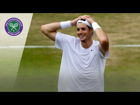 John Isner Vs Nicolas Mahut | Wimbledon 2010 | The Longest Match In Full