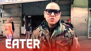 Eddie Huang: Tales from Canal Street