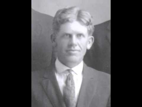 Samuel Brooks Sr. - first student of Dixie Academy in St. George 1911