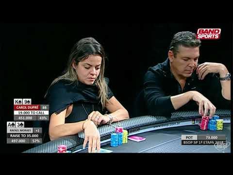 Poker Night - 20/03/2018 - BSOP 1ª Etapa 2018
