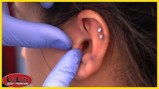HEADPHONES AND TRAGUS PIERCING BAD IDEA!!