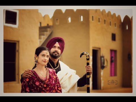 Best Panjabi Pre Wedding 2020! Jatinder + Amarjeet