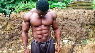 Monstro Africano! Veja Como Obter Resultados Quando Não Se Tem Nada