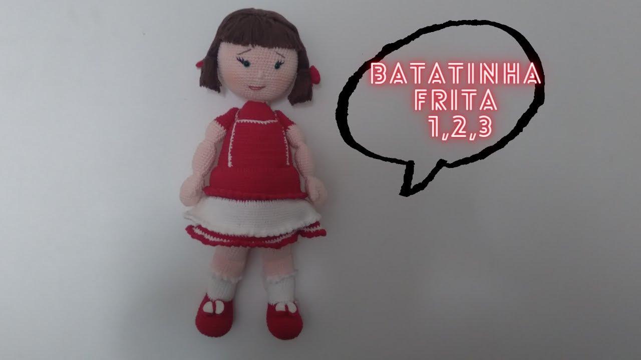 Resultado de imagem para boneca lulu amigurumi | Bonecas de crochê ... | 720x1280