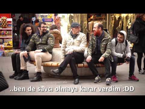 Aras Karafil'le Birlikte Kötü Espiri...