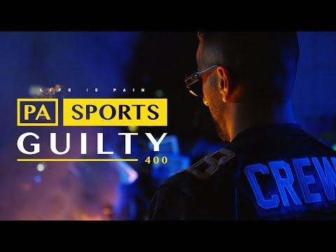 PA Sports - GUILTY 400 thumbnail
