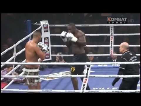 Nicolas Wamba VS Daniel Sam