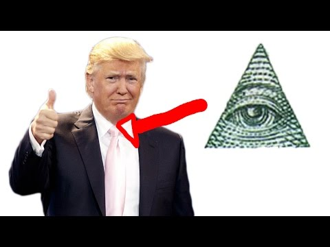 Donald Trump is Illuminati