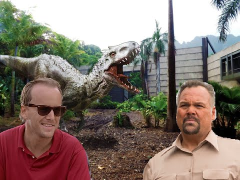 Download Youtube: Jurassic World Theory: I-REX ESCAPE IS AN INSIDE JOB