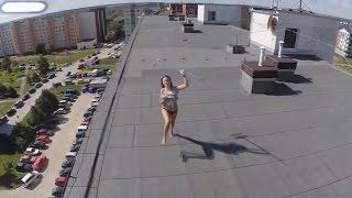 những tai nạn hài hước về Flycam