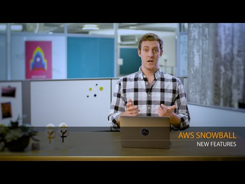 AWS Snowball - New Features