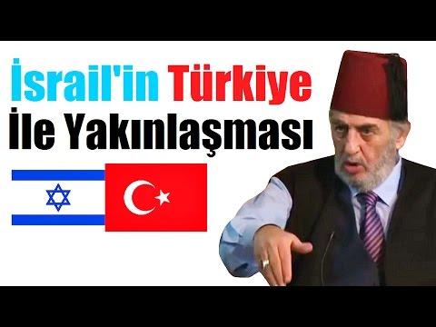 (C150) Cumartesi Sohbetleri - İsrail'in Türkiye İle Yakınlaşması, Üstad Kadir Mısıroğlu, 26.12.2015
