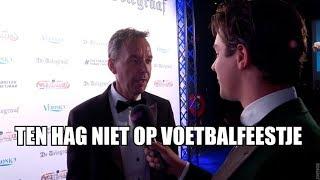 Geeft Valentijn Driessen hier een compliment aan Erik ten Hag?
