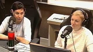 Жанна Щелчкова и Елена Бялковская - Встреча с интересным человеком
