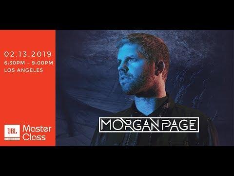 JBL Master Class: Morgan Page - Keeping It Simple, Taking Feedback thumbnail
