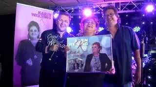 Karin Welsing - singlepresentatie- Want als s'nachts