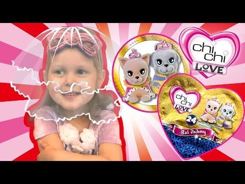 Чичи Лав Распаковка пакетиков Chi Chi Love Свадебный Бал