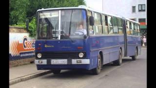 MVK Zrt. buszairól téli, tavaszi és nyári képek válogatása 2011.