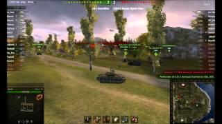 -G- Clan Wars Tactics - World of Tanks
