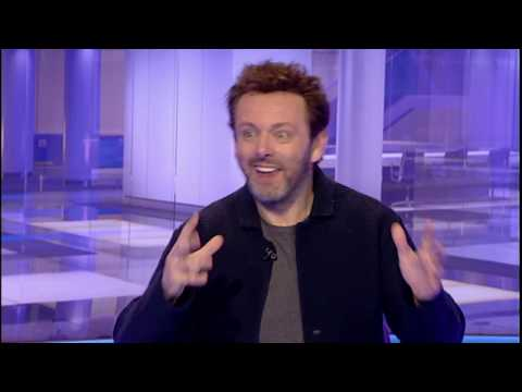 Actor Michael Sheen on Acting, Activism and the Leverage of Fame