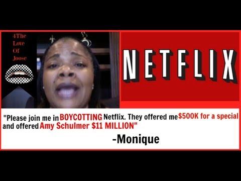 Monique EXPOSES Netflix! - YouTube
