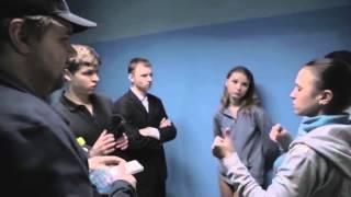 """На съемках фильма """"ПЛЕМЯ"""""""