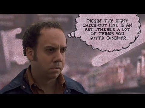 """American Splendor"": Harvey Pekar, Paul Giamatti and Writer/Directors interview (2003)"
