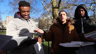 No Compulsion in Religion! Quran 2:256 | Br Shamsi and DCCI at Speakers Corner