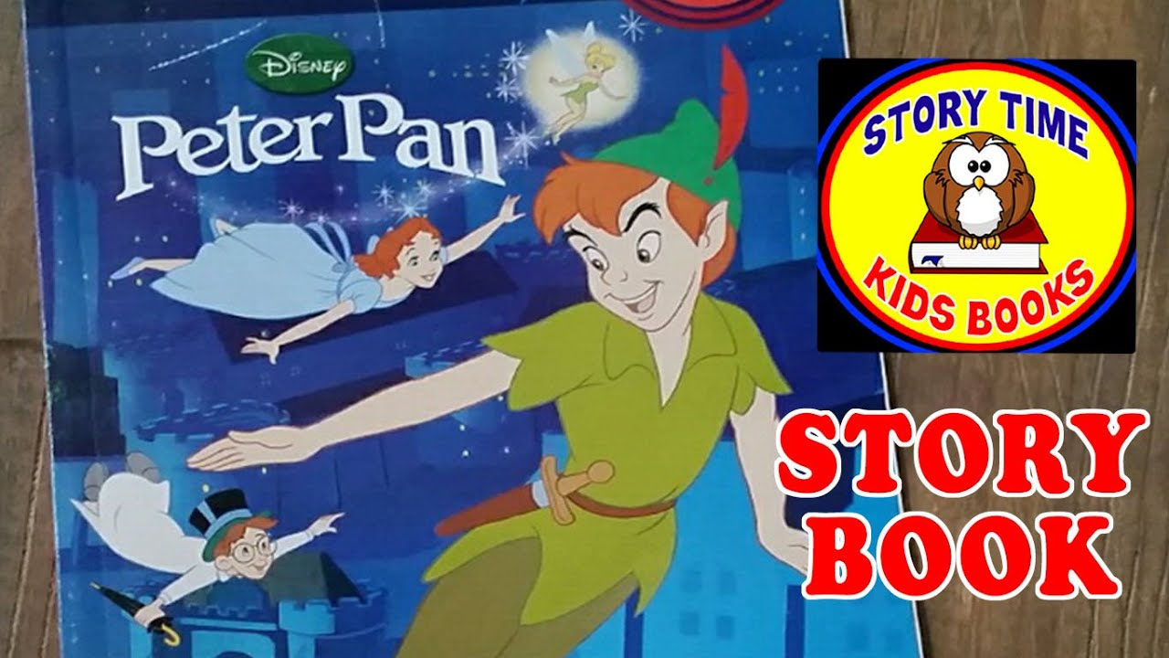 Peter Pan Step Into Reading Level 1 Story Books For