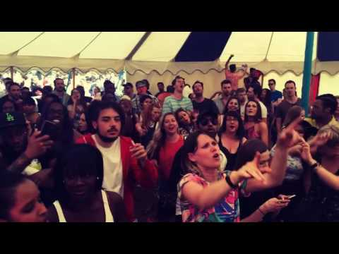 Hip Hop Karaoke at Lovebox 2016 - 'Fresh Prince of Bel-Air''
