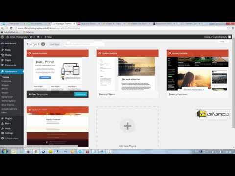 How to upload /install your wordpress  Theme Through your cpanel  ?