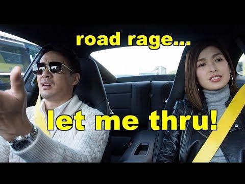 s&j driving in Hong Kong: PORSCHE 911, Repulse Bay... a pretty horrible tea...