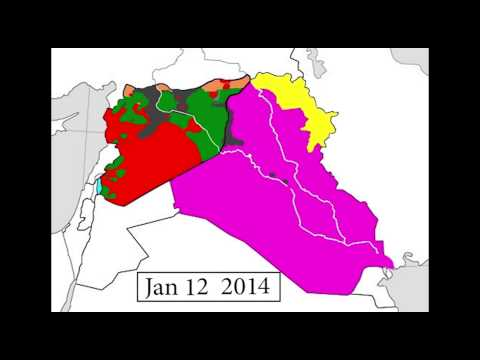 OLD | Every Day of the Syrian and Iraqi Civil Wars March 2011 - August 2015