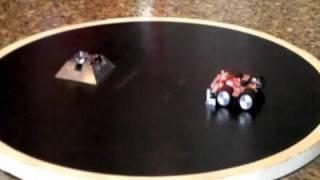 Canadian National Robot Games 2010 - Master Mini Sumo