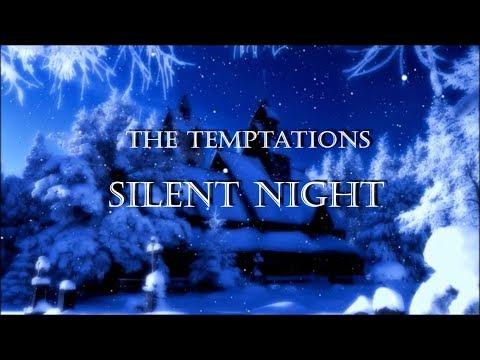 the temptations silent night hd lyrics