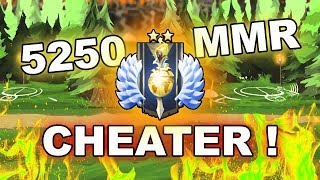 5K MMR CHEATER - Auto Eul's, Hex, Skills, Ward Detection Hack!
