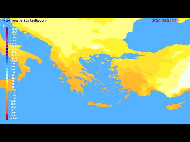 <span class='as_h2'><a href='https://webtv.eklogika.gr/temperature-forecast-greece-modelrun-12h-utc-2020-05-24' target='_blank' title='Temperature forecast Greece // modelrun: 12h UTC 2020-05-24'>Temperature forecast Greece // modelrun: 12h UTC 2020-05-24</a></span>