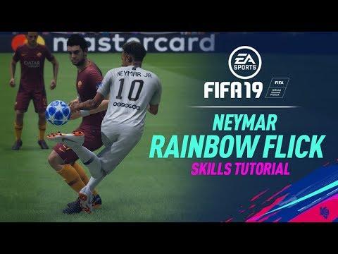 FIFA 19 Skills Tutorial | Neymar Rainbow Flick