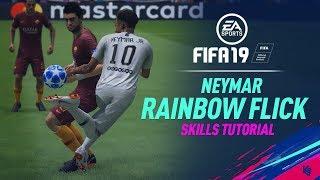FIFA 19 Vaardigheden Tutorial   Neymar Rainbow Flick