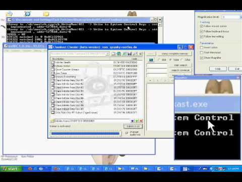 How to cheat on Dreamcast Emulator
